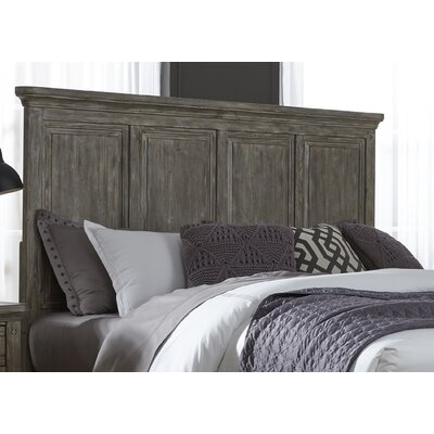Barkell Panel Headboard Size: King