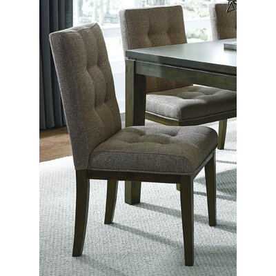 Darius Upholstered Side Dining Chair (Set of 2)