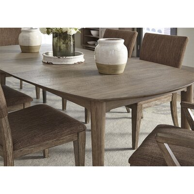 Enrique Oval Extendable Dining Table