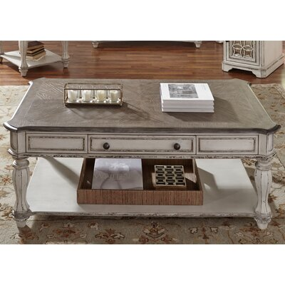 Tavant Rectangular Coffee Table