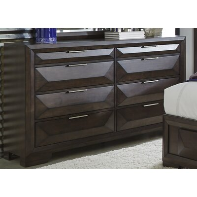 Callimont 8 Drawer Double Dresser
