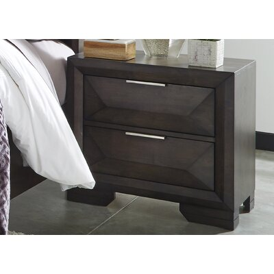 Callimont 2 Drawer Nightstand