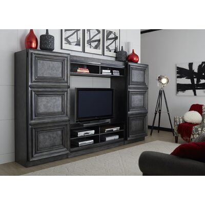 Beretta Wood Entertainment Center