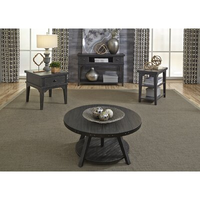 Cristal Motion 4 Piece Coffee Table Set