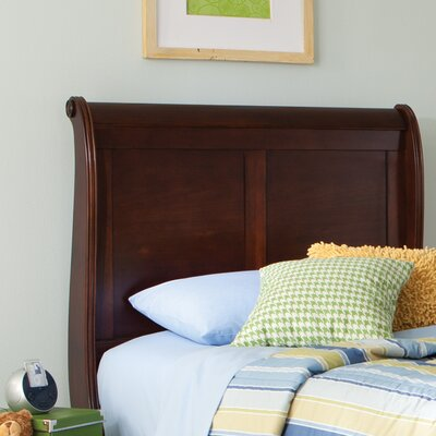 Carriage Court Sleigh Headboard Size: Twin