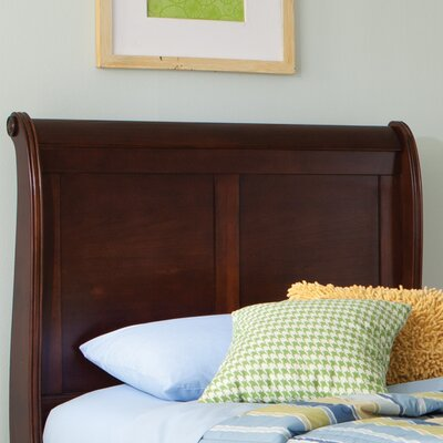 Carriage Court Sleigh Headboard Size: Full