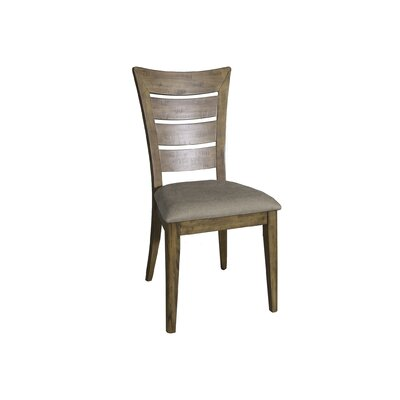 Pebble Creek I Side Chair (Set of 2) Side Chair Finish: Weathered Butterscotch