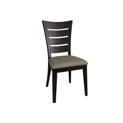 Pebble Creek I Side Chair (Set of 2) Side Chair Finish: Weathered Tobacco