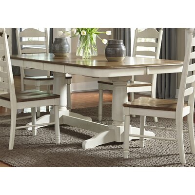 Ruskin 5 Piece Wood Dining Set
