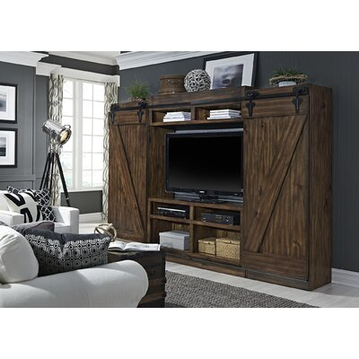 Cralcum 55 Entertainment Center