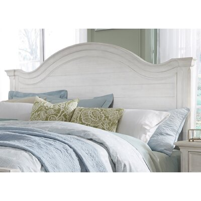 Lilah Arched Panel Headboard Size: Queen
