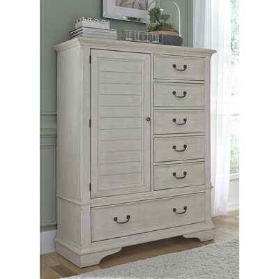 Trenton 6 Drawer Gentlemans Chest