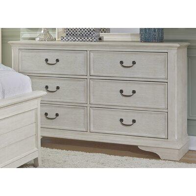 Trenton 6 Drawer Dresser