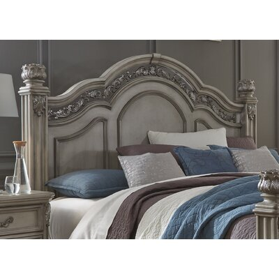 Susannah Poster Panel Headboard Size: Queen