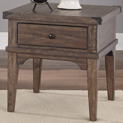 Canoas End Table