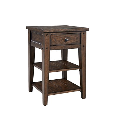 Kalene Square End Table