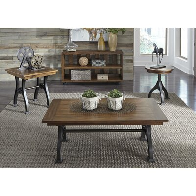 Komi 4 Piece Coffee Table Set