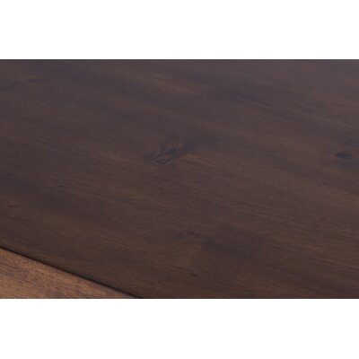 Komi Slat Drawer End Table