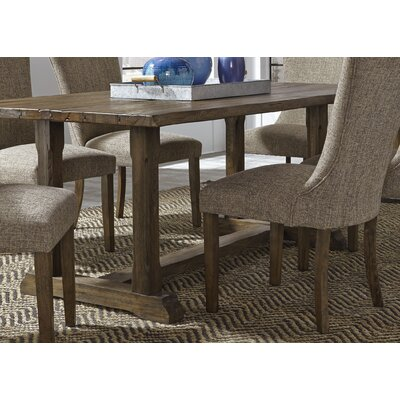 Ogan Trestle Dining Table Base