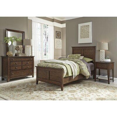 Dahl Panel Bed