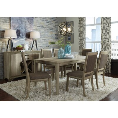Loggins Dining Table Size: 30 H x 72 W x 36 D