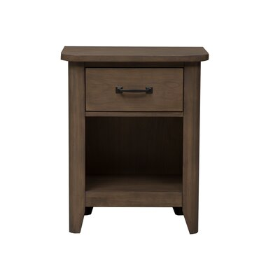 Laduke 2 Drawer Nightstand