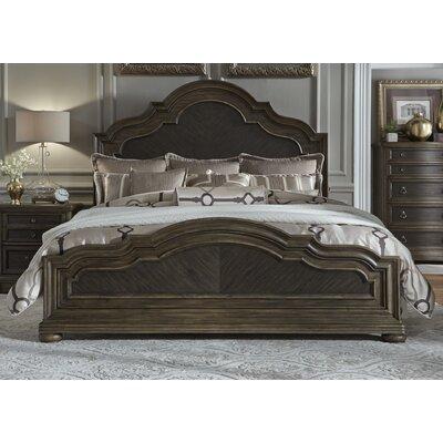 Piscium Panel Bed