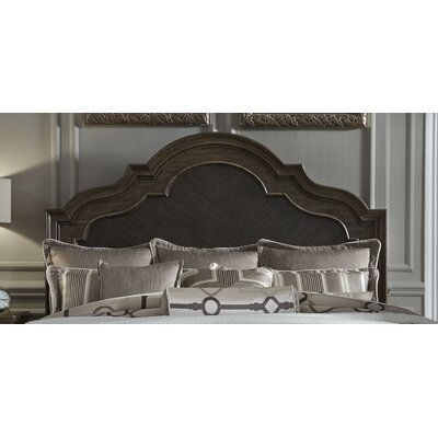 Piscium King Panel Headboard Size: King