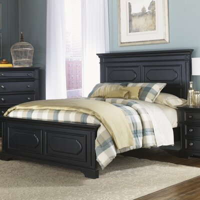 Easy financing Carrington II Panel Bed...