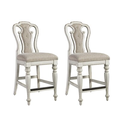 Labarbera Counter Height Chair (Set of 2)