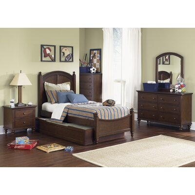 Abbott Ridge Panel Customizable Bedroom Set
