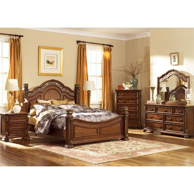 Cavas Panel Customizable Bedroom Set