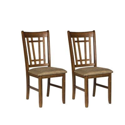 Santa Rosa Mission Side Chair (Set of 2)