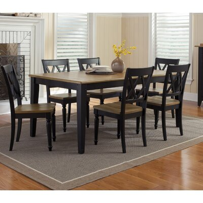 Al Fresco 7 Piece Counter Height Extendable Dining Set