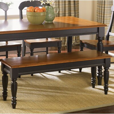 Dining Table Finish: Anchor Black with Suntan Bronze