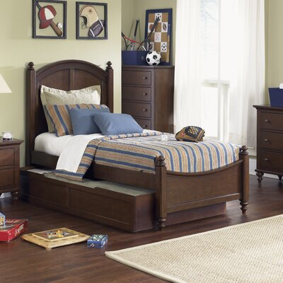 Cheap Abbott Ridge Bed in Cinnamon (LIF1693)