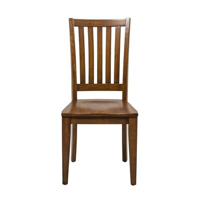 Hampton Bay Side Chair Finish: Cherry