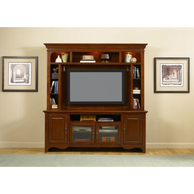 "Liberty Furniture New Generation 75"" TV Stand - Finish: Traditional Cherry at Sears.com"