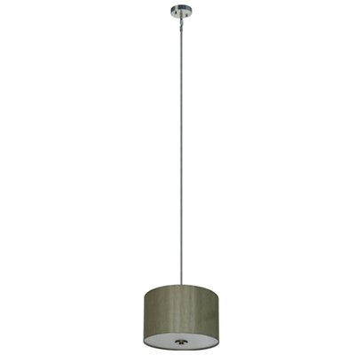 Lyell Forks 3-Light Drum Pendant