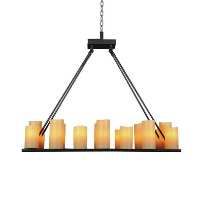 Mullein 16-Light Candle-Style Chandelier