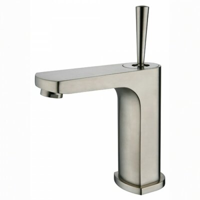 Single Handle Lavatory Sink Faucet