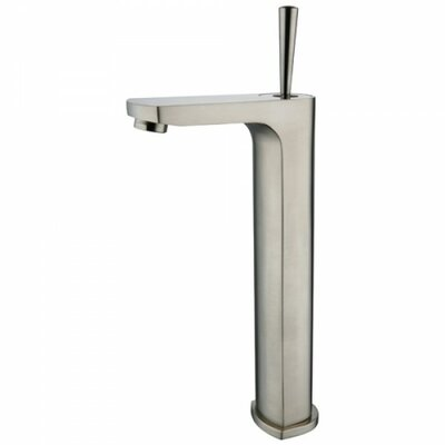 Single Handle Vessel Bathroom Sink Faucet