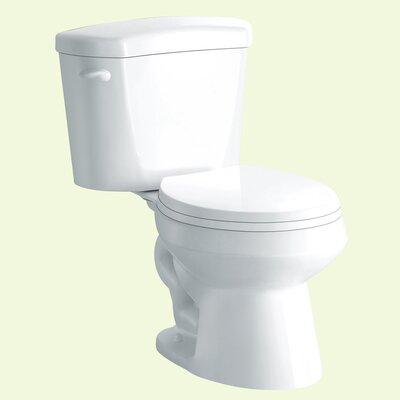 Siphonic Elongated Two-Piece Toilet