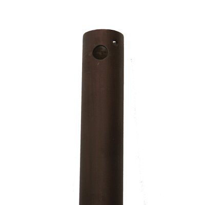 Ceiling Fan Downrod Finish / Height: Oil Rubbed Bronze / 48