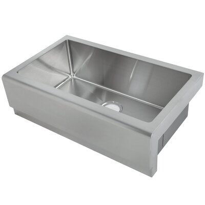 33 x 20 Apron Single Bowl Kitchen Sink