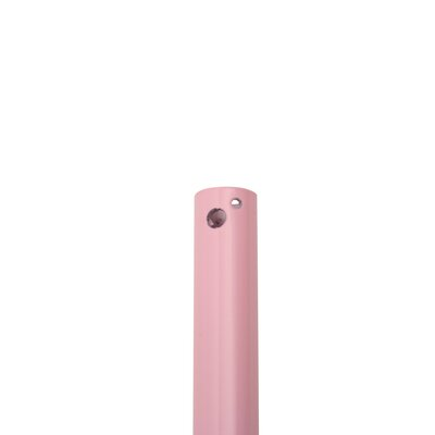 Ceiling Fan Downrod Finish / Height: Pink / 24