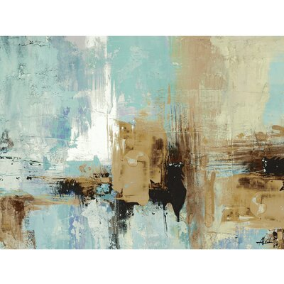 Revealed Artwork Afternoon Snack I Painting Print on Wrapped Canvas DCF2212A