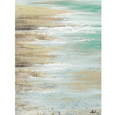Revealed Artwork Pismo Dunes I Painting Print on Wrapped Canvas DCF3552A