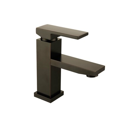 Single Hole Lavatory Faucet with Single Handle Finish: ARB Oil Rubbed Bronze