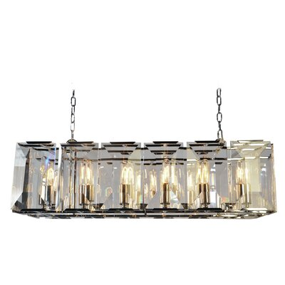 Fulton 12-Light Kitchen Island Pendant